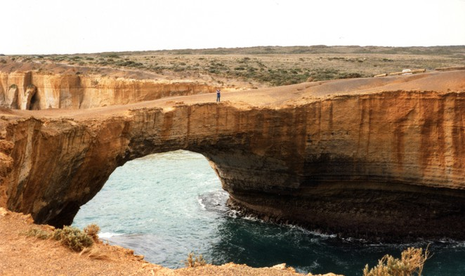 London Bridge Arch Port Campbell