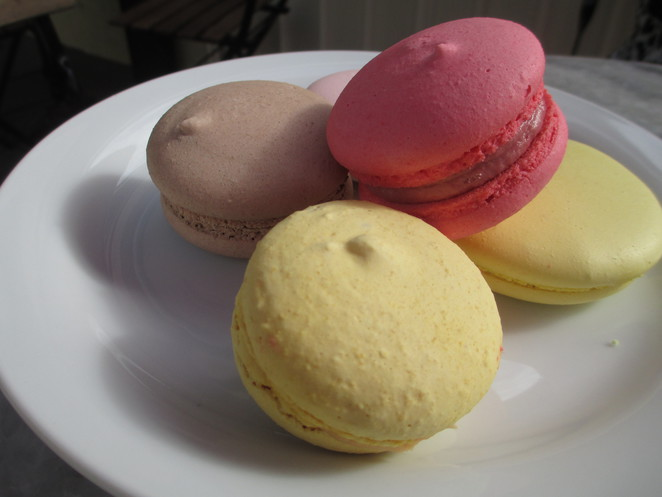 macaron, cafe, Gosford, Central Coast, best macaron, French food