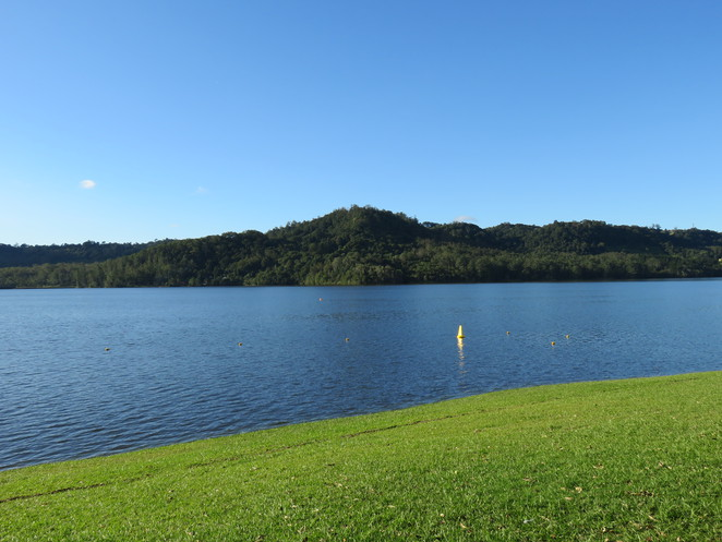 Maleny, Baroon Pocket Dam, Sunshine Coast, walks, Martin Williams Walk, Lake Baroon,