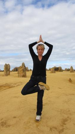 Managing a Project the Yogi Way - One day workshop with Ilse Broekaert and friends. Wynnum