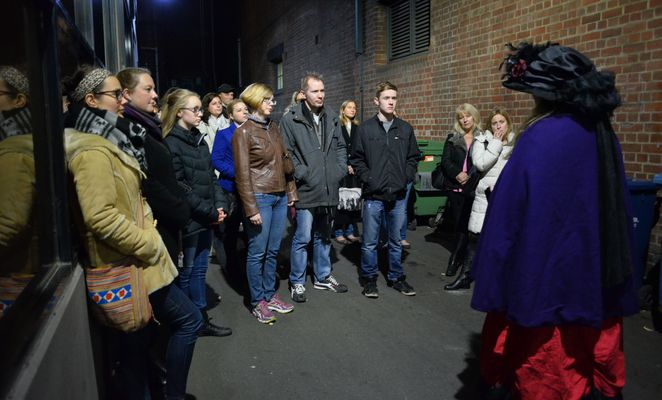 Mebourne Halloween, October events melbourne, halloween part, ghost tours melbourne, scary Melbourne