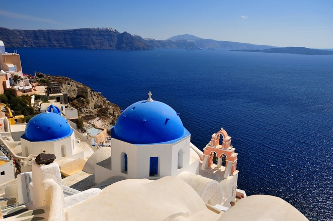 Santorini World's Best Island