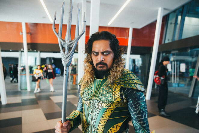Oz Comic-Con Melbourne