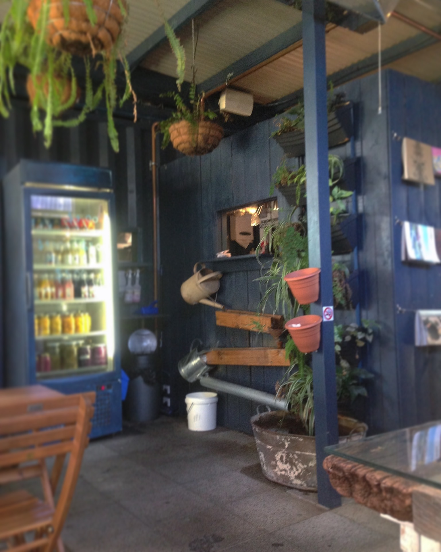 Peter Rabbits Garden Cafe - Adelaide - by Raptor
