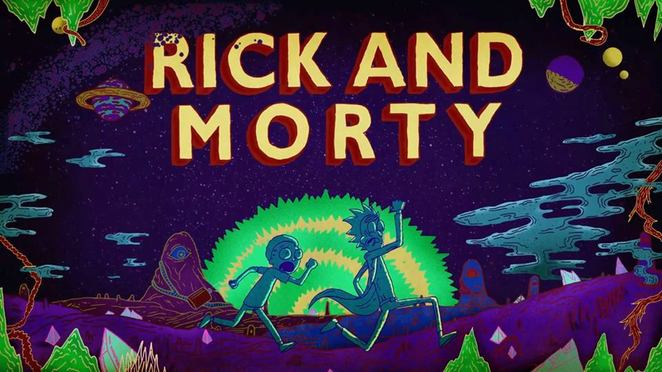 Rick and Morty Quiz Night