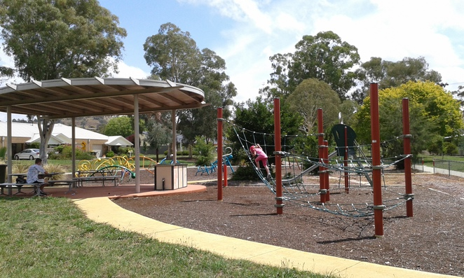 rivett community park, canberra, rivett, best parks in weston creek, weston creek, canberra, ACT,