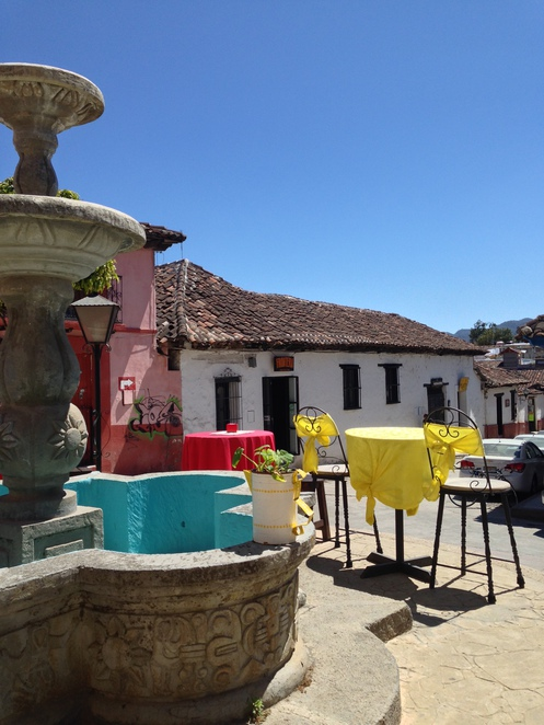 San Cristobal de las Casas best accommodation, Hostels with amazing breakfast