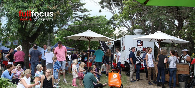 Secret Garden Market, Barwon Heads