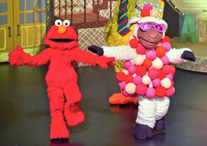 Sesame street live, elmos world tour melbourne