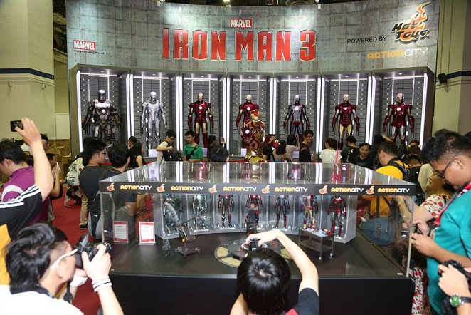 Singapore Toy, Game and Comic Convention 2014