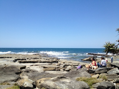 SIt back, relax and enjoy Shelley Beach
