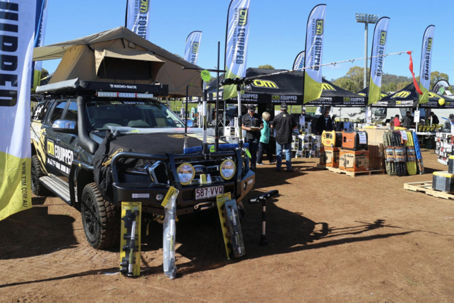 South Queensland Caravan, Camping, Boating and Fishing Expo, family event, motorhomes, camping gear, Nambour, Sunshine Coast, TJM 4x4