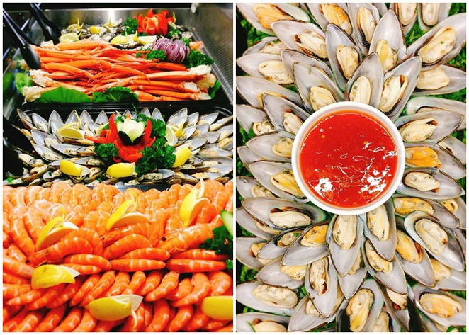 star buffet, canberra, kambah, easter friday seafood buffet, easter sunday seafood buffer, good friday,