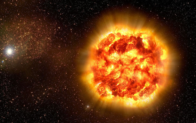 Supernova by European Southern Observatory (ESO)