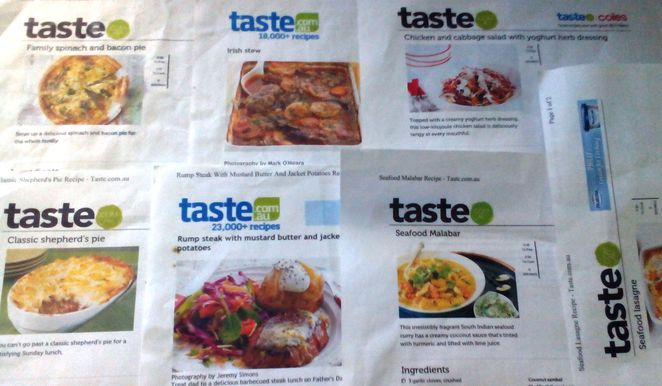 taste.com.au, recipes, favourite, cooking, dinner