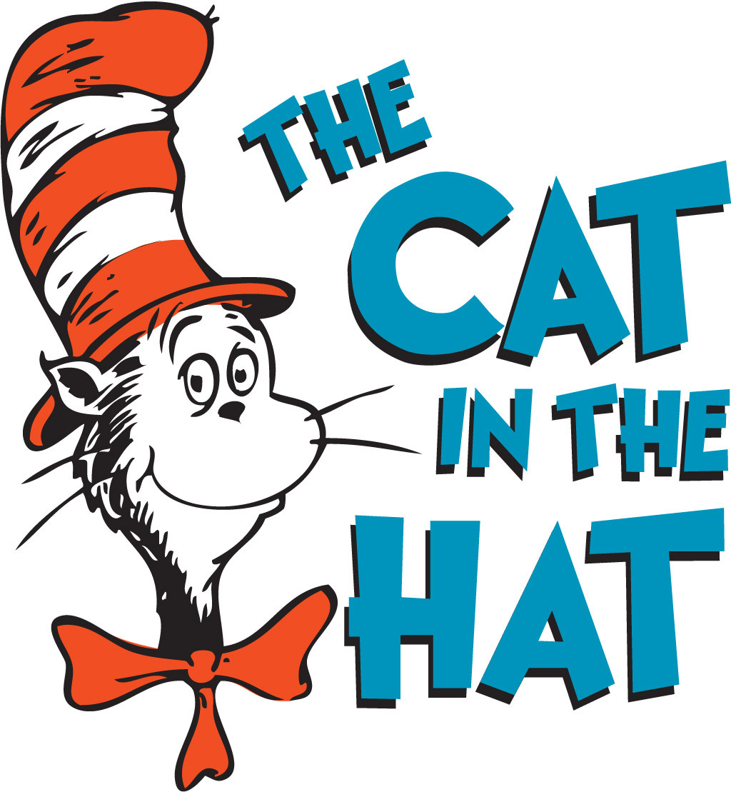 the cat in the hat january 2014 perth Dr. Seuss Fish Clip Art Black and White Dr. Seuss Quotes