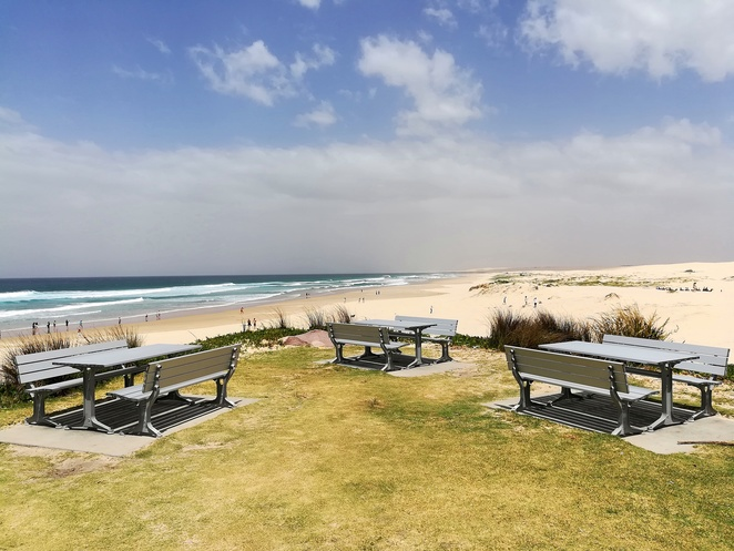 the kiosk, birubi beach, anna bay, NSW, port stephens, surf club, surf beaches, annay bay, places to eat, nelson bay, best burgers, takeaway food, port stephens, NSW,