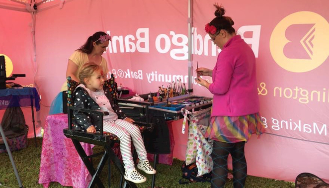 The Potato Shed, Family Fun Day, Free, 2018, Free Stuff for Kids, Mik Maks, Bellarine, Drysdale, Geelong, Mobile Zoo, October 2018, Face Painting,
