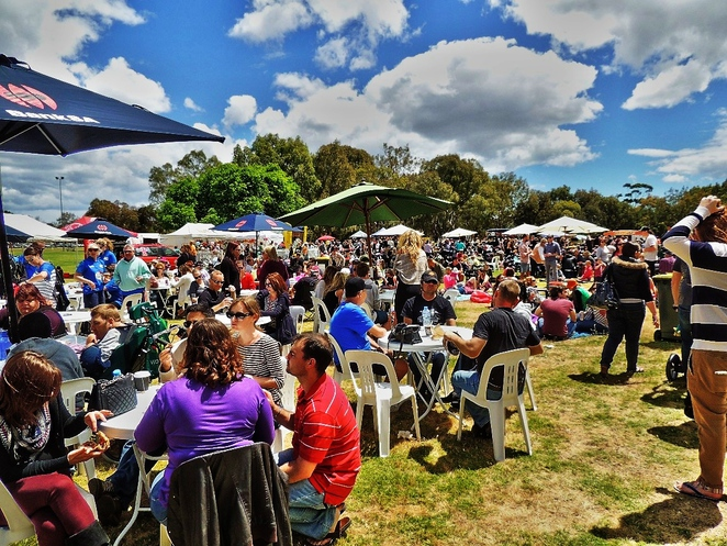 things to do, adelaide, free, festival, park, christmas, market, food, kids, crowd