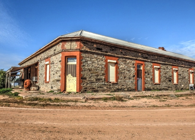 Things to Do in Quorn, quorn, Flinders Ranges, South Australia, Adelaide, Things to Do, Pichi Richi, railway, abandoned, bruce hotel