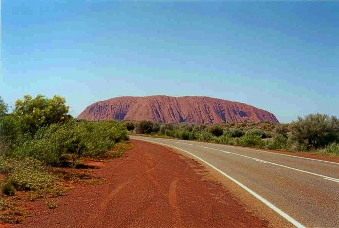 Uluru The Rock Heart of Australia