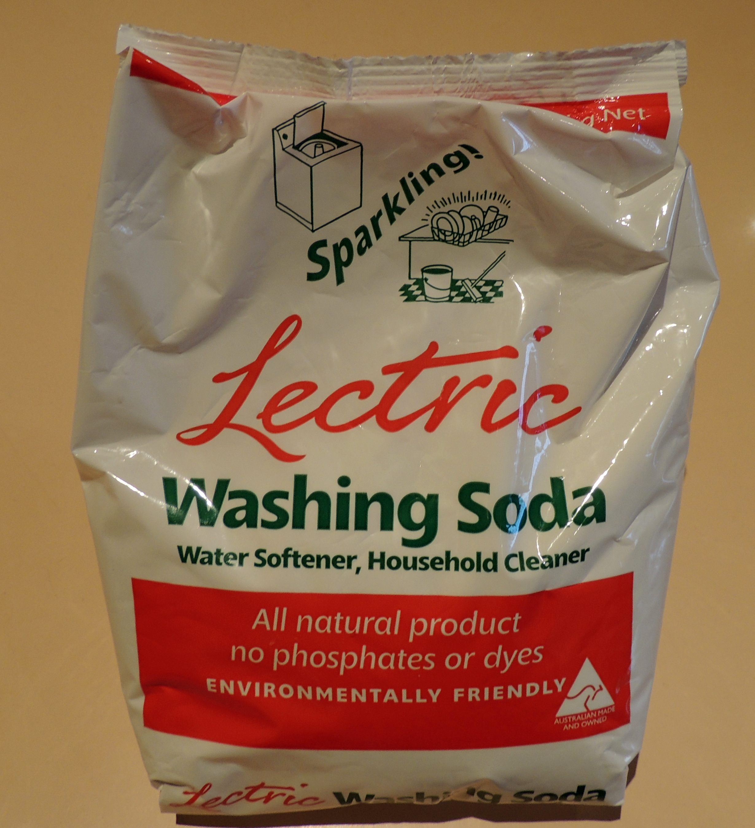 Seven Handy Uses For Washing Soda Everywhere