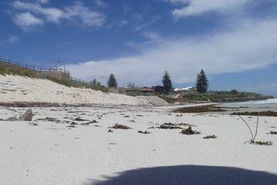 Watermans, Bay, Beach, Perth, West, Coast, Drive, Australia