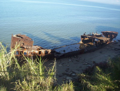 Wreck of the Gayundah