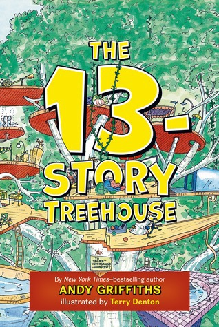 13 storey treehouse, treehouse series, 78-storey treehouse, Andy Griffiths, Terry Denton, Aussie kids books, school holiday reads, books for kids