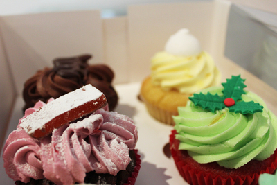 best cupcakes in canberra, civic, jazz apple cupcakes, canberra times fountain, city walk, jazz apple cafe