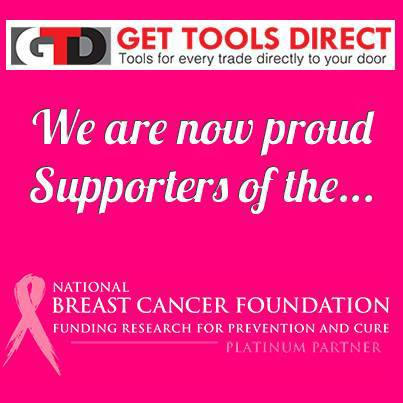 bid for a cure, get tools direct, charity auction, online charity auction, breast cancer, Maroochydore, sunshine coast, charity day, fundraising,