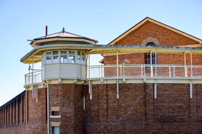 Boggo road gaol, ghosts, gallows, prison, guard tower