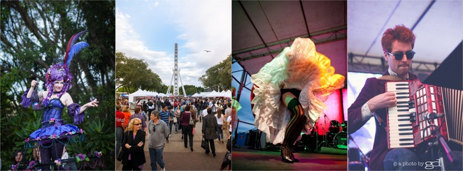 Brisbane French Festival, A Photo by GD, Festival Photography, Brisbane French Culture