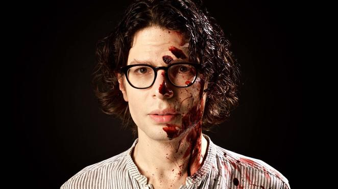 Carnage, Simon Amstell, Vegan, movie, film effa