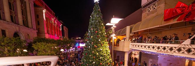 city of perth christmas lights