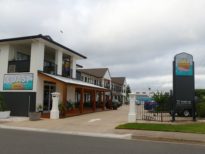 COAST Motel Apartments Port Noarlunga South Australia