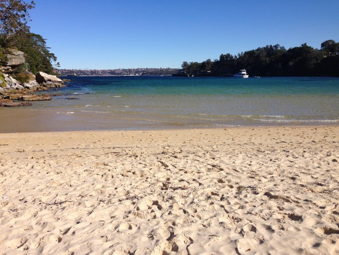 Collins Flat Beach, Collins Beach, Secluded Beaches