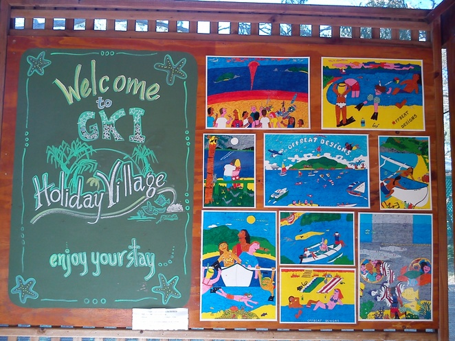 Colourful and offbeat GKI Holiday Village