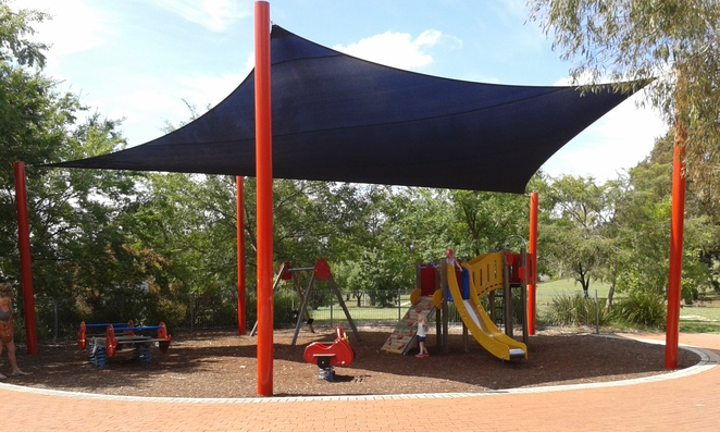 coolaman court shopping centre playground, coolaman court, weston creek, weston, playgrounds, parks, best,