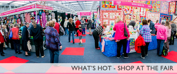 Craft and Quilt Fair 2015 Canberra
