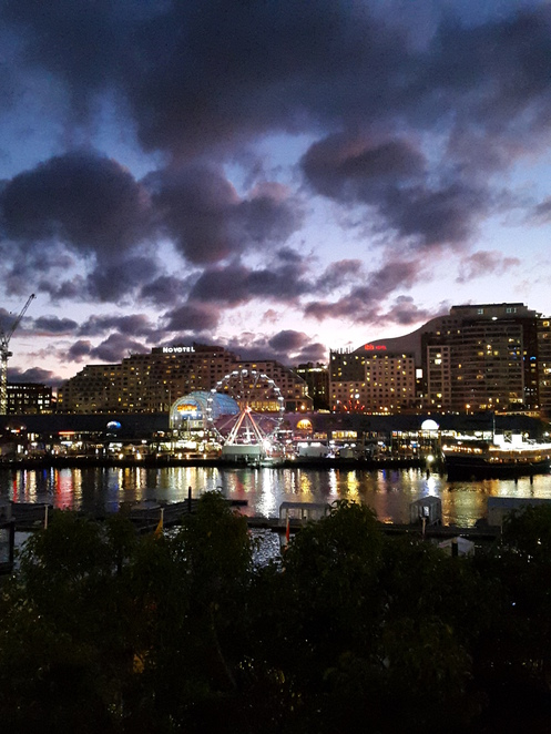 Darling Harbour Competition Sydney
