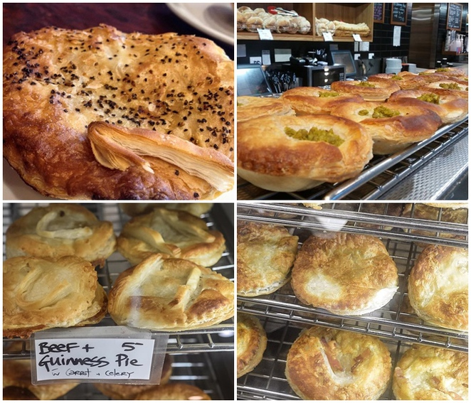 dobinsons, canberra, pies, sausage rolls, best pies, ACT, cakes,