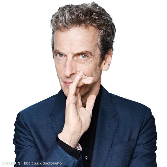 doctor who, peter capaldi, sci-fi, matt smith
