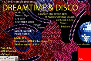 Dreamtime and Disco Ady