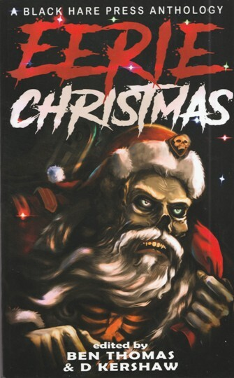 eerie, christmas, book, review