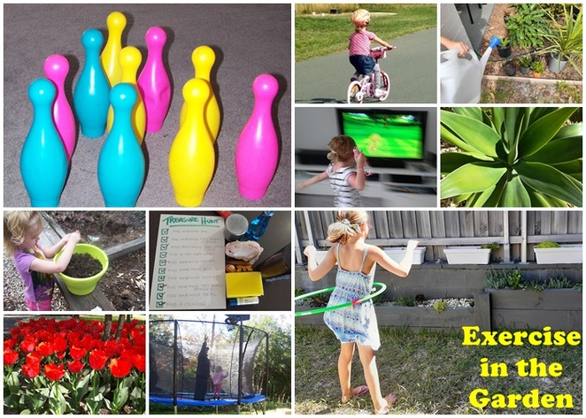 exercise ideas, inside, outside, garden, coronavirus, tips, gardening, hula hopp, games, mucis, things to do at home, exercise, ideas, home, rainy day, school holidays, australia,
