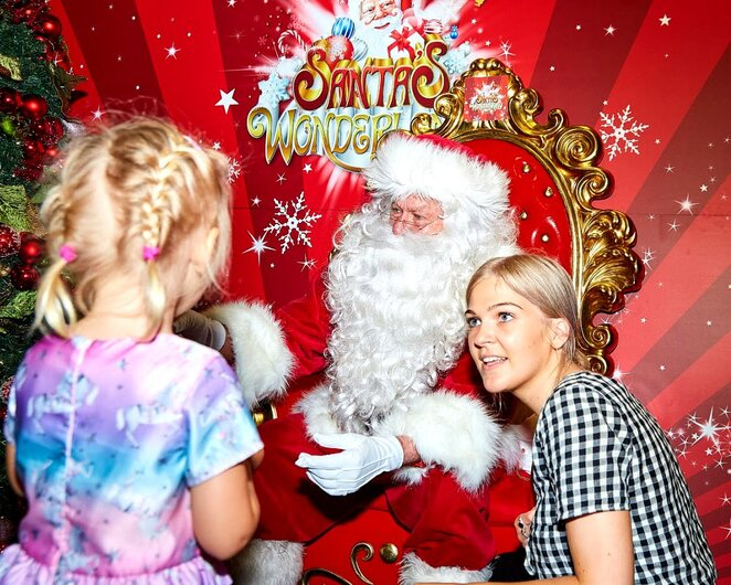 father christmas adelaide