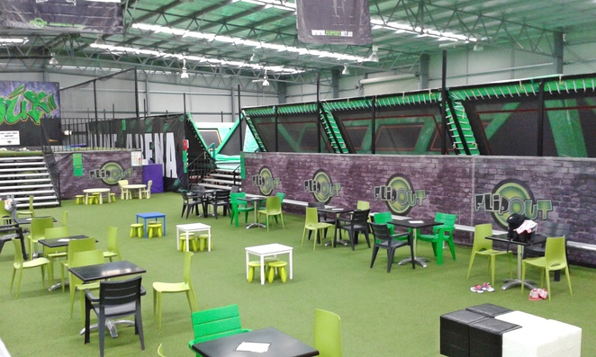 flip out, hume, trampoling centres, family friendly, kids, school holidays,