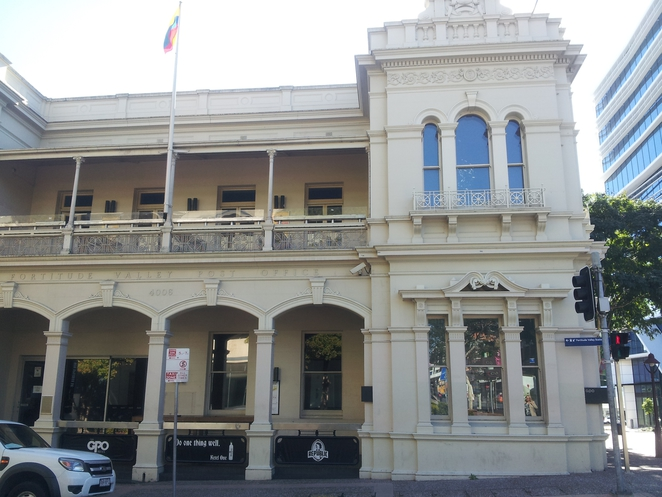fortitude valley post office brisbane