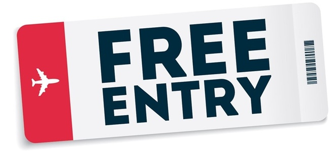 Free,Entry